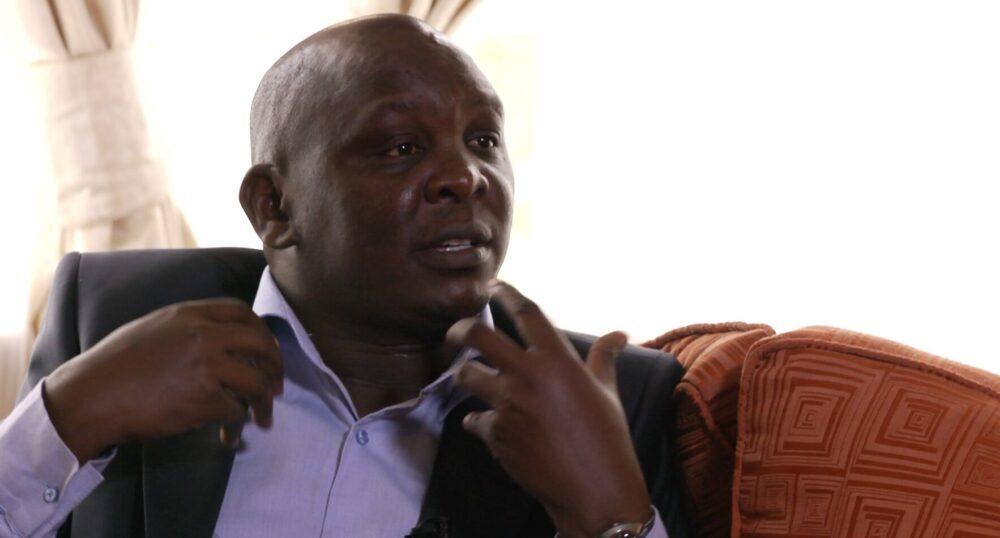 Jigger Ahadi founder dr stanley kamau maina during a when interview with david roy in nairobi kenya