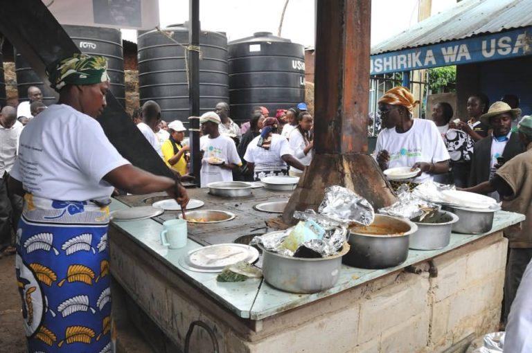 the community cooker in nairobi kenya