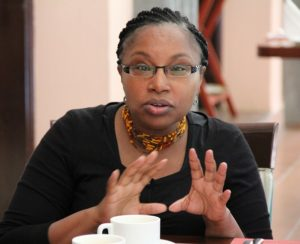 conflict resolution commissioner alice nderitu