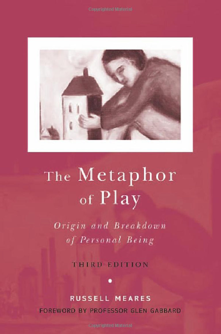 dr russell meares's book metaphor of play
