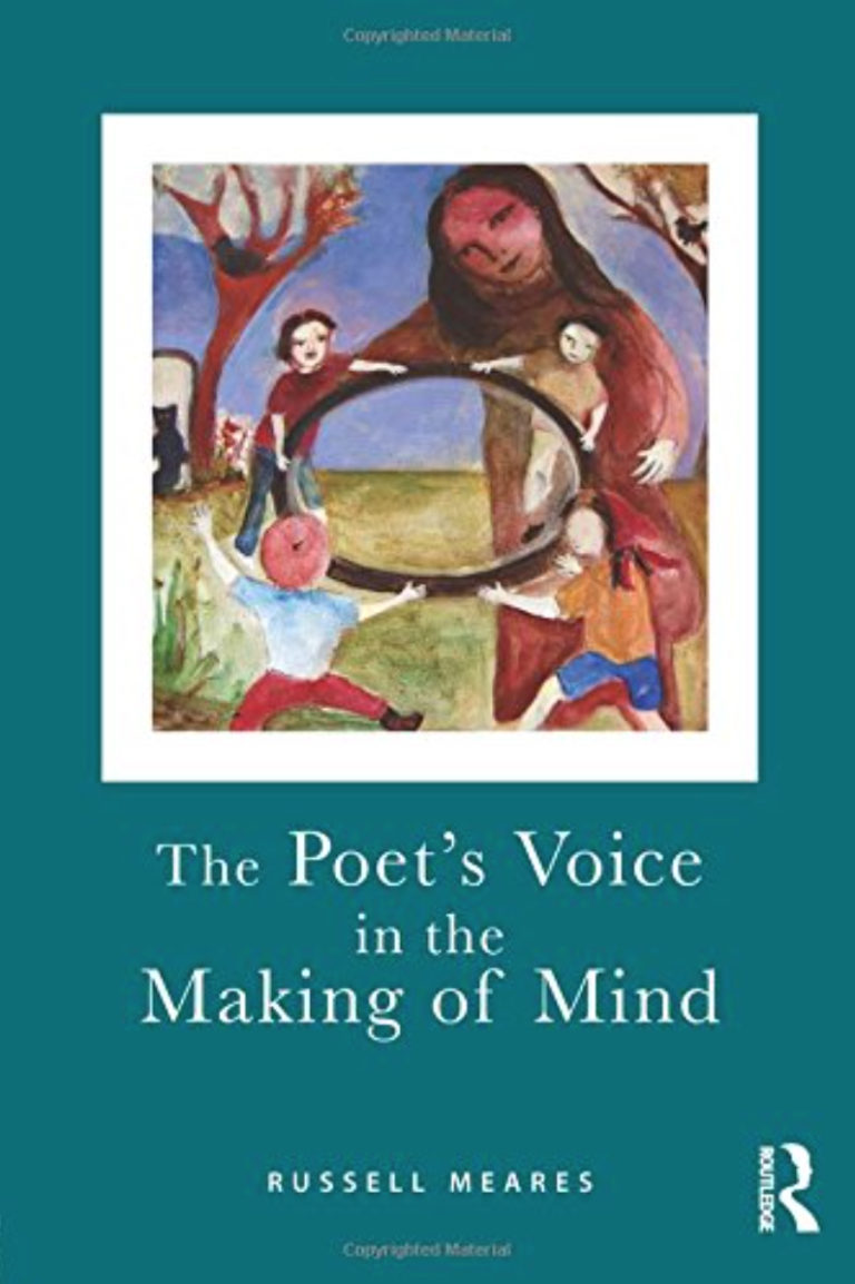 dr russell meares' book the poets voice in the making of mind
