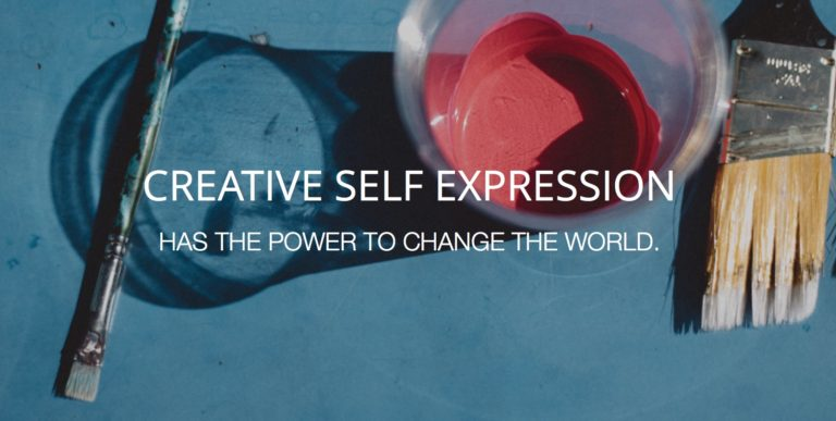 creative self expression has the power to change the world true connection website