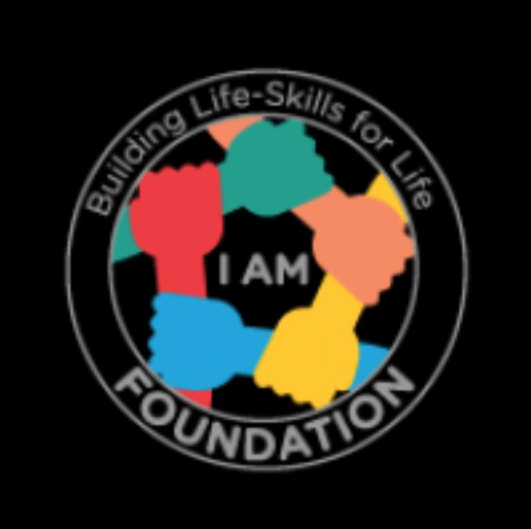 I AM Foundation website